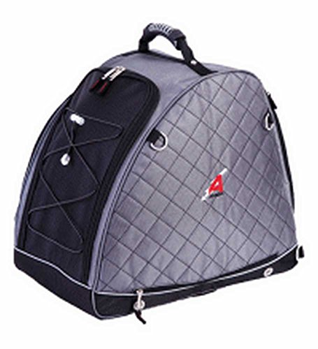 Athalon 'Amped' The Heated Boot Bag #431 (Silver w/ Black)