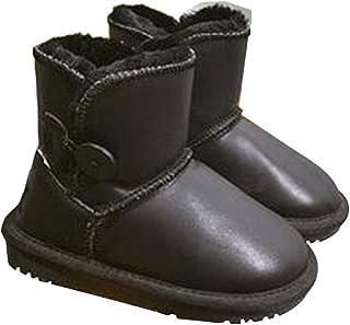 [candy88] キャンデイ ベビーブーツ 赤ちゃん靴 ムートンブーツ スノーブーツ 男の子 女の子 子供靴 ファーストシューズふわふわ ソフトスノーブーツ 可愛い 歩行サポート 秋冬 8色選択