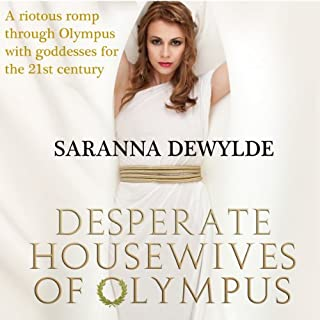 Desperate Housewives of Olympus audiobook cover art
