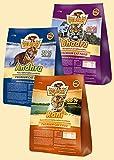 Wildcat Aktion! Trockenfutter für Katzen Gourmet Line India (3 x 500g)