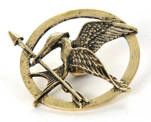 Die Tribute Von Panem Spotttölpelbrosche Katniss Everdeen Pin Bogen Brosche Anstecker Bronze