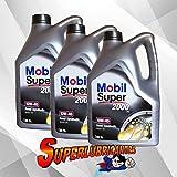 Mobil 1 Super 2000 X1 10W40 3x5L(15Litros)