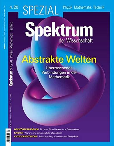 Spektrum Spezial - Abstrakte Welten: Überraschende Verbindungen in der Mathematik (Spektrum Spezial - Physik, Mathematik, Technik)
