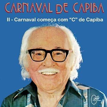 Carnaval de Capiba, Vol. 2: Carnaval Começa Com C de Capiba