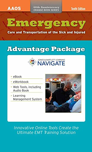 Emergency Care and Transportation of the Sick and Injured Advantage Package, Print Edition