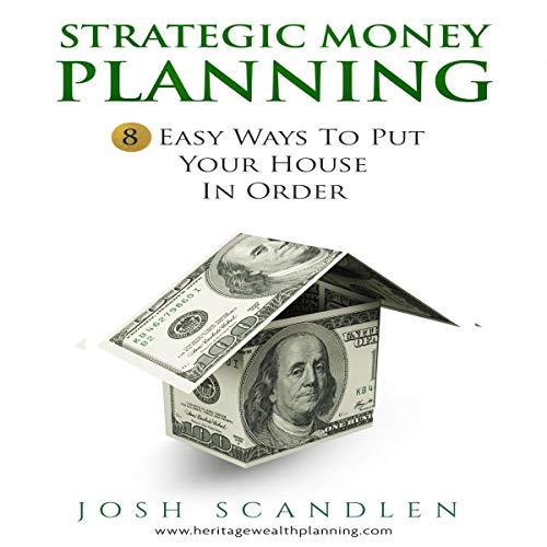 Strategic Money Planning audiobook cover art