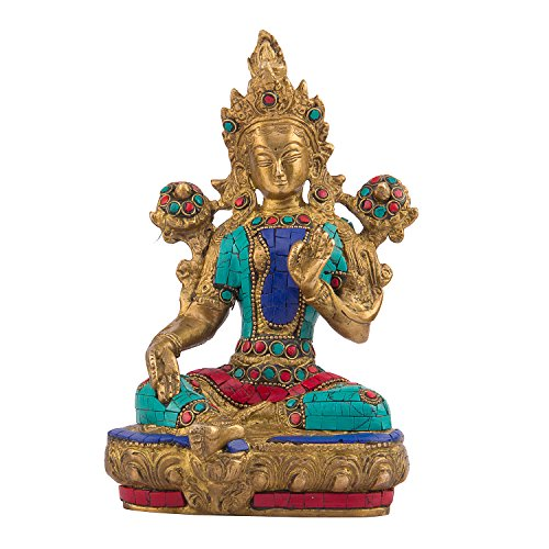 Kartique Tibetan Buddhist Goddess Tara | for Health , Happiness , Wealth...