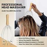 Zoom IMG-1 massaggiatore testa ragno con spazzola