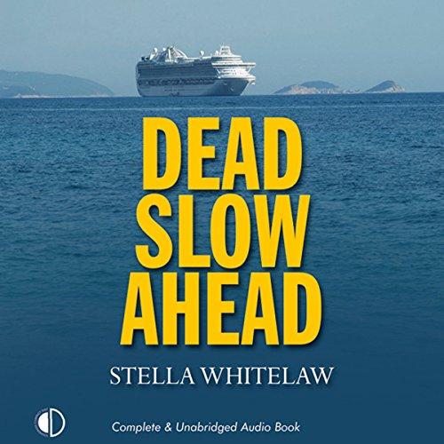 Dead Slow Ahead audiobook cover art