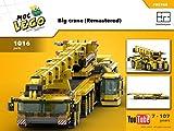 Big crane (Remastered) (Instruction Only): MOC LEGO