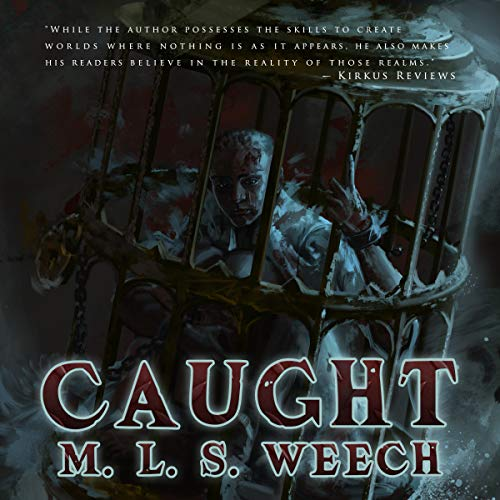 Caught audiobook cover art