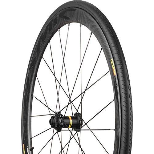 Mavic Cosmic Pro Carbon SL Disc Wheelset - Tubular Black, Shimano/SRAM 11-Speed by Mavic