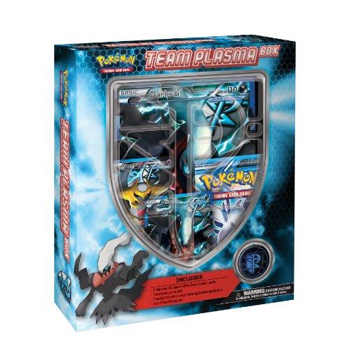 Pokemon TCG Team Plasma Box