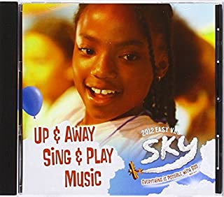 Up & Away Sing & Play Music Sky; Everything Is Possible with God Mark 10:27