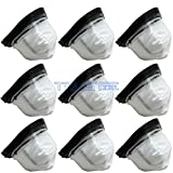 9 Pcs VX33 Replacement Vacuum Filters for Shark SV769 Cordless Hand Vacuums