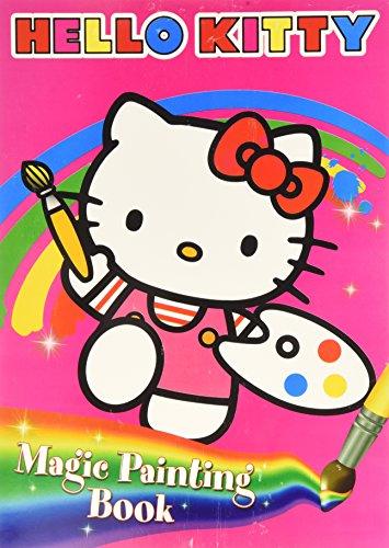 Alligator Books - Hello Kitty Zauber Malbuch