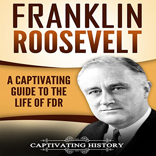 Franklin Roosevelt audiobook cover art