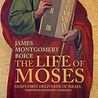 The Life of Moses audiobook cover art