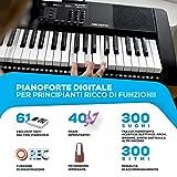 Zoom IMG-1 alesis melody 61 mkii pianola