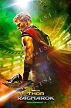 Posters USA - Marvel Thor Ragnarok Movie Poster GLOSSY FINISH - FIL126 (24