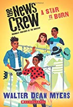 A Star Is Born (the News Crew, Book 3)