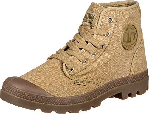 Palladium Herren Us Pampa High H Hohe Sneaker, Braun (Woodlin T41), 43 EU