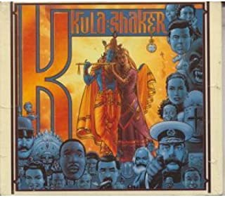 Kula Shaker - K - Columbia - SHAKER 1CDK by Kula Shaker