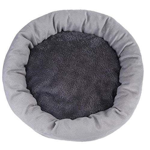 GYMAA Pet Cushion Cat Bed Winter Warm Mat Kennel Mini Medium-Sized Dog Cat Puppy