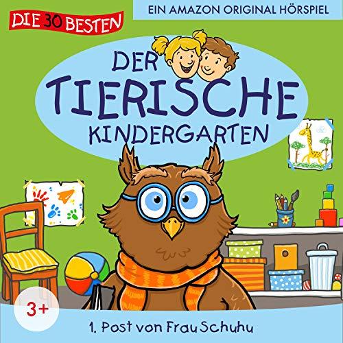 Folge 1 - Post von Frau Schuhu (Teil 2)