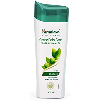 Himalaya Herbals Protein Shampoo with Chickpea, Gentle Daily Care, 400ml