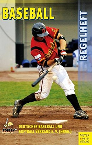 Regelheft Baseball