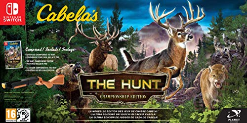 Cabela's: The Hunt - Championship Edition