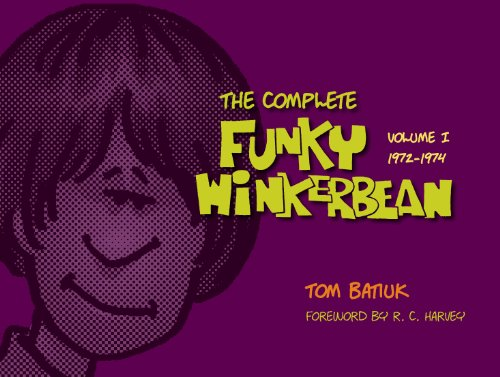 The Complete Funky Winkerbean, Volume 1, 1972-1974