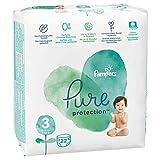 Pampers Pure Protection Größe 3, 22 Windeln, 6-10 kg - 8