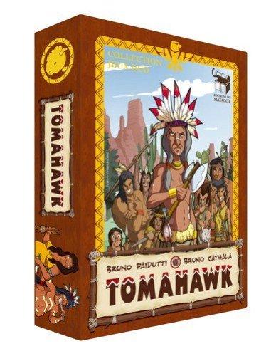 France cartes - 464005 - Petit Jeu - Tomahawk