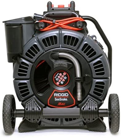 Ridgid safety 42348 SeeSnake MAX rM200A Self-Leveling D2A Vi 5 ☆ popular Drum with