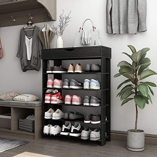 Wooden Shelf Storage