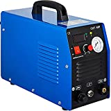 Mophorn 50 Amp Plasma Cutter Dual Voltage 110 220V Plasma Cutting Machine 12mm(1/2 Inch) Cutting Thickness Portable Plasma Welder IGBT Inverter Digital Plasma Welding Machine