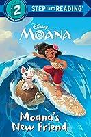 Moana's New Friend (Disney Moana) (Step into Reading)