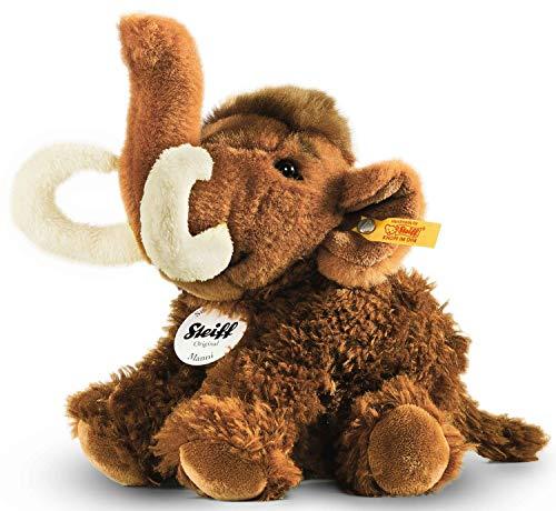 Steiff 082412 - Manni Mammut 18 stehende Plüsch, braun
