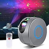 Diealles Shine Proyector Estrellas, 16 Modos Galaxy Projector Light con Control Remoto, Starlights - LED Galaxy Proyector para Cumpleaños Fiesta