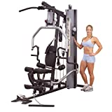 Body-Solid G5S Single Stack Gym Machine for Weight Training, Home and Commercial Gym