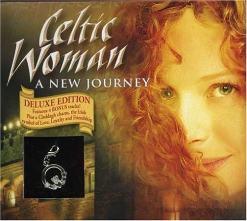 A New Journey (Deluxe Package w/bonus tracks + Irish charm)