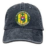 remmber me Novena División de Infantería Vietnamita Veterano Gorra de Papá Noel Gorra de Béisbol Gorra de Sol Ajustable