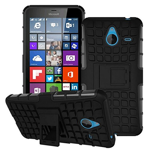 Case Samsung A3 A300 2015 Funda a prueba de golpes Silicona Plastic Phone Holder Shell resistente Rugoso de doble capa Kickstand protector 4.5