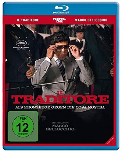 Il Traditore - Als Kronzeuge gegen die Cosa Nostra [Blu-ray]
