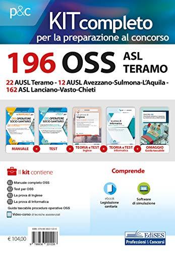 Kit 196 OSS ASL Teramo