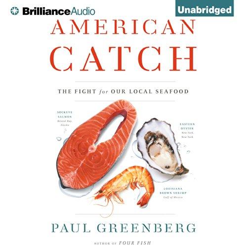 American Catch audiobook cover art