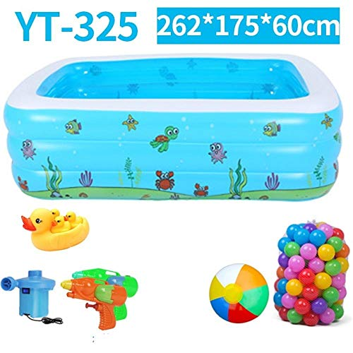 Review Of Treslin Gonflable Baignoire, Pliable Swiming Pool Adult Bath @N