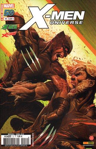 X-Men, Tome 10 : X-men universe 2012